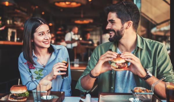 食に対する価値観が違う