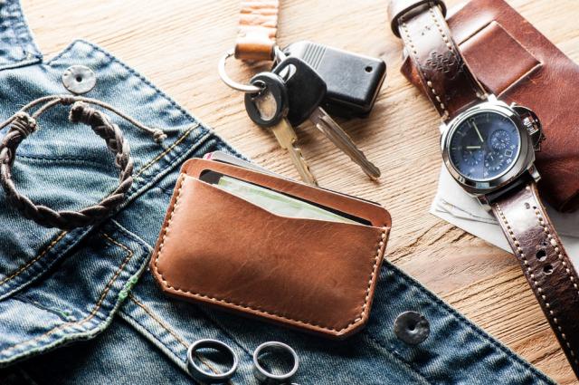 キャッシュレス派の味方「ミニ財布」