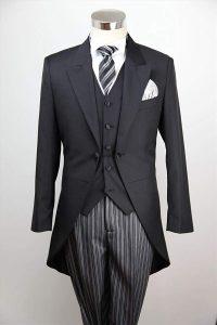 正礼装|モーニングコート