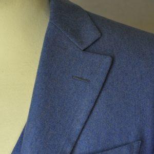 トラッドスーツに最適なラペル幅