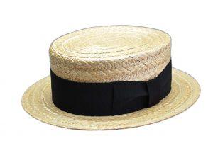 カンカン帽 メンズ