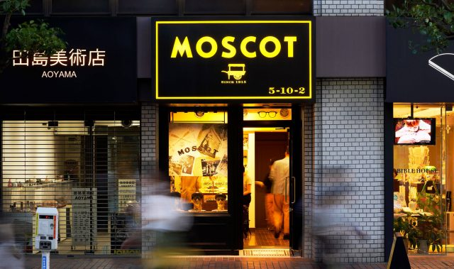 MOSCOT東京店