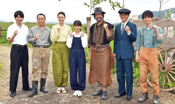 NHK朝ドラ「なつぞら」主題歌、「優しいあの子」