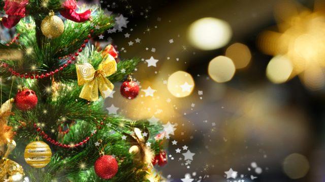 クリスマスイルミネーションデート