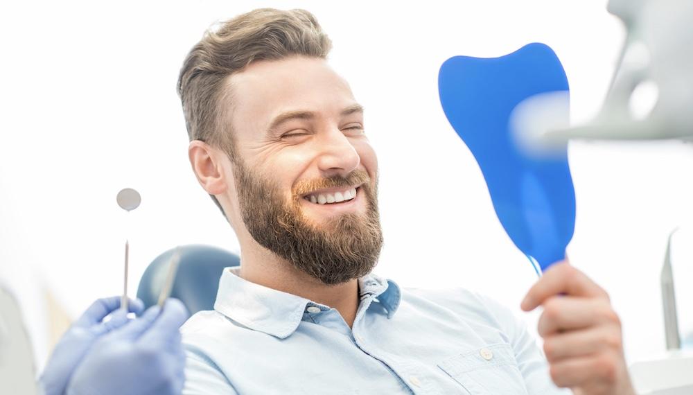 歯が綺麗な男になるための方法【3】定期メンテナンス