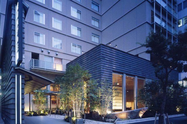 庭のホテル東京(水道橋)
