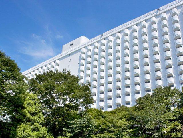 グランドプリンスホテル新高輪(品川