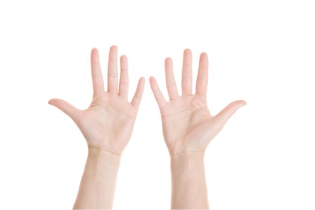 人が手を振るのは相手に本心を明かすため