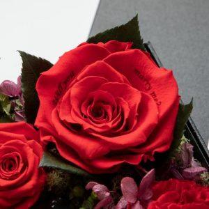 パティスリーフラワー アモローサのバラ