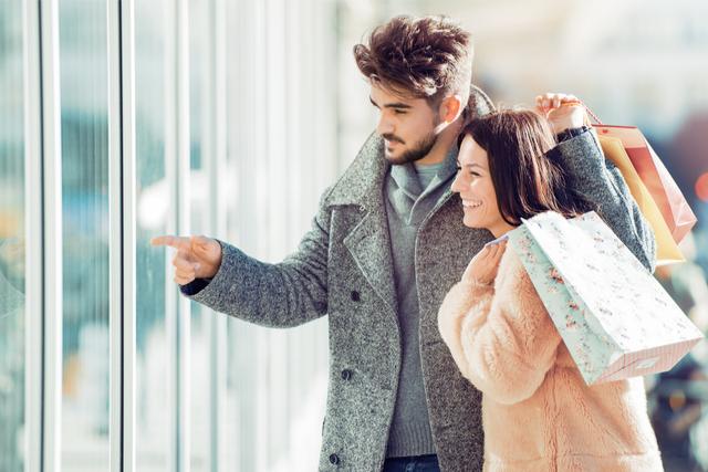 買い物と買い物デートの違い