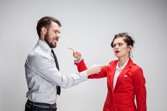 怒りは人間関係を複雑にする