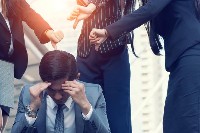 職場で気遣いができない男性は◯◯ができない