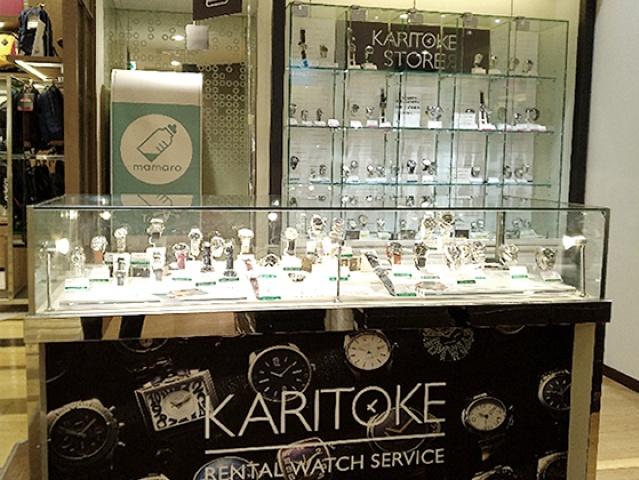 KARITOKE カリトケ 大阪・なんばマルイ 店舗