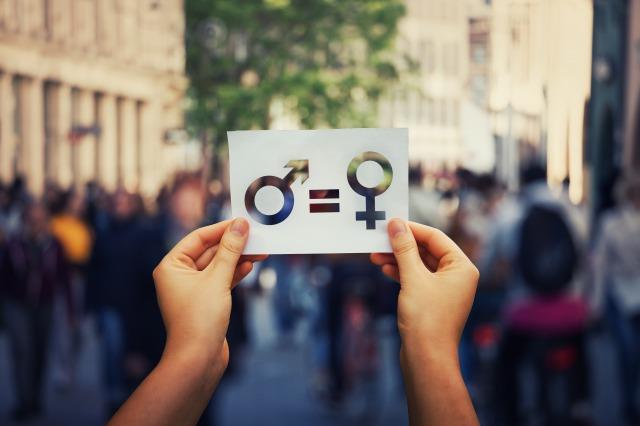 自分を持っていて対等な関係を築けること