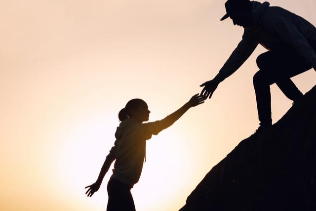 信頼関係を構築する